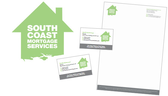 South Coast Mortgage design work