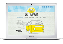 Yellow bus web site